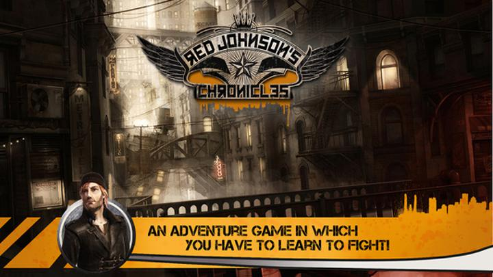 PS klasiği Red Johnson's Chronicles mobile geldi