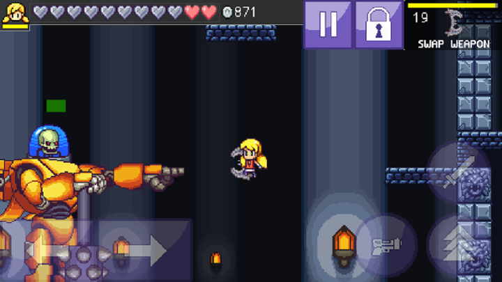Cally's Caves 3 Android'e geldi