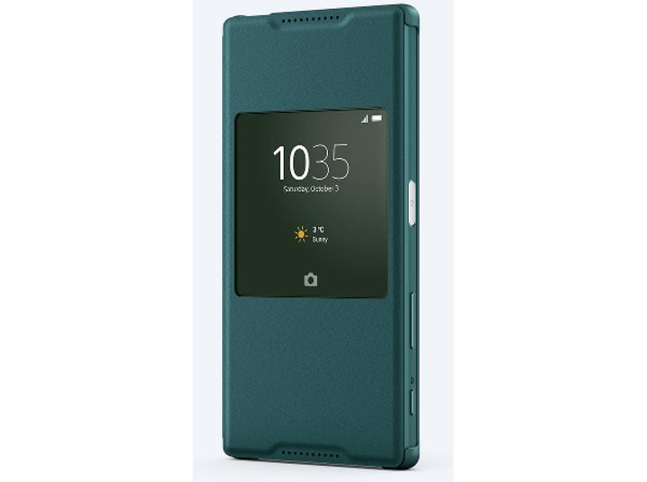 Sony'den Xperia Z5 ailesi için Style Cover Windows kılıfları