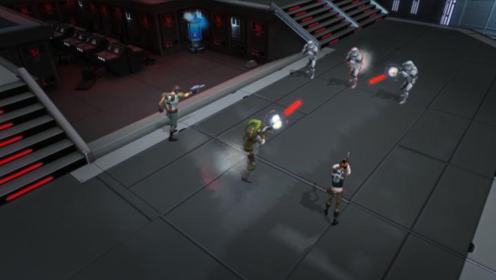 Star Wars : Uprising indirmeye sunuldu