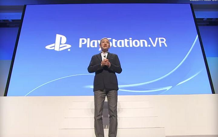 Sony, sanal gerçeklik başlığının yeni adını açıkladı: PlayStation VR