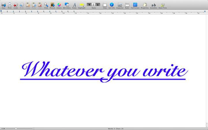 Mac uyumlu WordTime uygulaması ücretsiz yapıldı