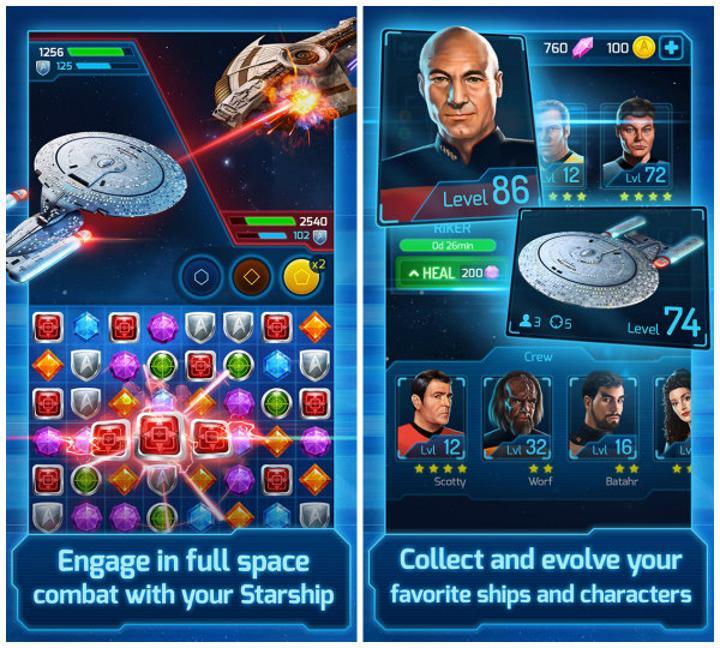 Star Trek macerası renk eşleştirme ile devam ediyor