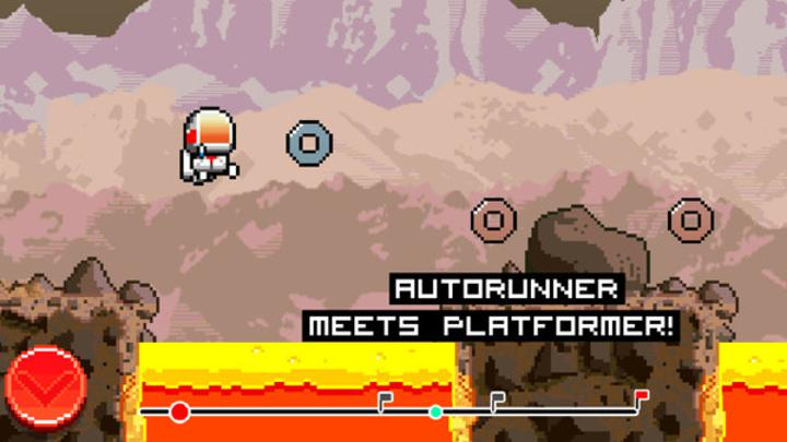 Stranded - MARS One oyunu iOS için indirmeye sunuldu