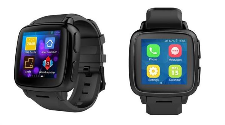 Omate, Android 5.1 işletim sistemine sahip akıllı saatini duyurdu