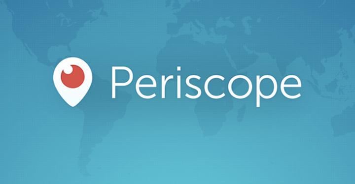 iOS için Periscope güncellendi