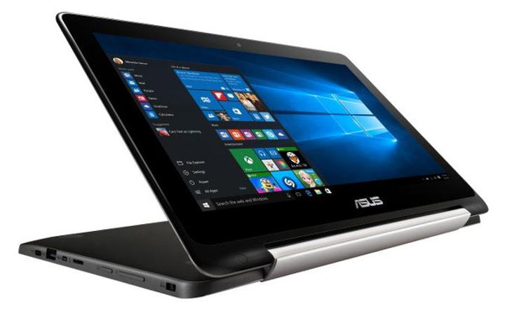 ASUS iki yeni Windows 10 ikisi bir arada dizüstü modeli duyurdu