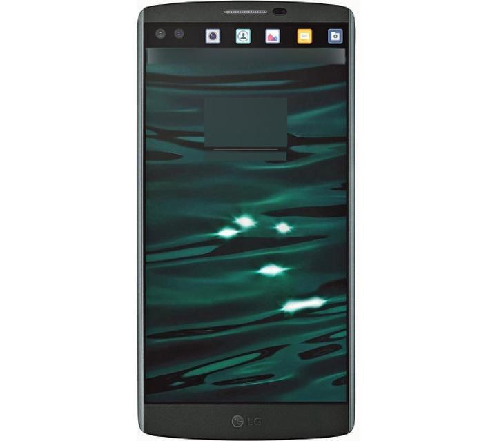 İki ekranlı LG V10 akıllı telefon modeli 1 Ekim'de tanıtılacak