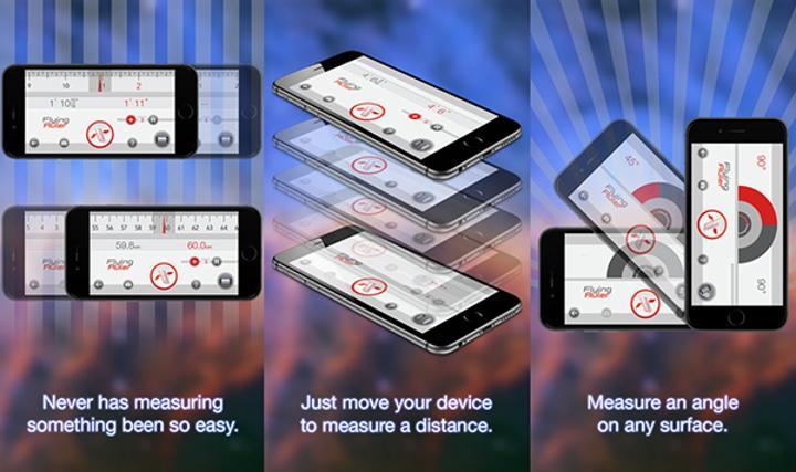 Ölçüm odaklı iOS uyulaması Move to measure artık ücretsiz