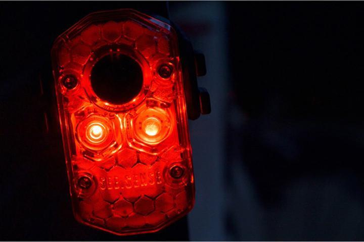 Kişisel güvenliğe odaklanan akıllı bisiklet ışığı: See Sense ICON