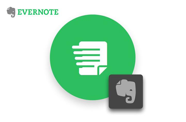 Evernote'un Android uygulamasına yeni widget'lar eklendi