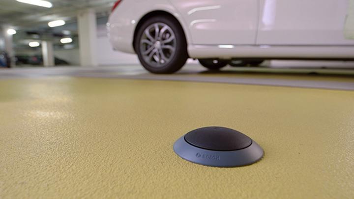 Bosch'dan park yeri arama sorununa akıllı çözüm