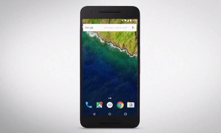 Huawei de Nexus programına katıldı : Nexus 6P