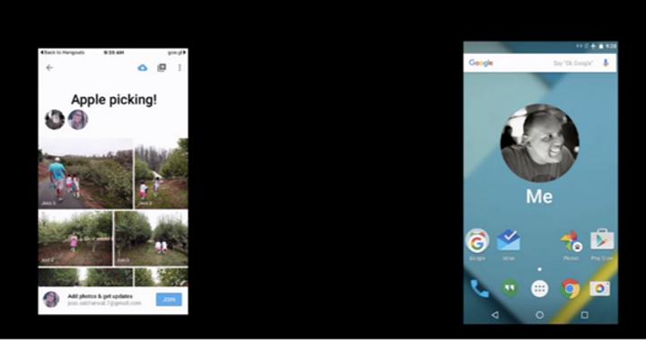 Google Fotoğraflar'a albüm paylaşma desteği geliyor