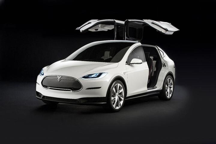 Tesla Model X tanıtıldı