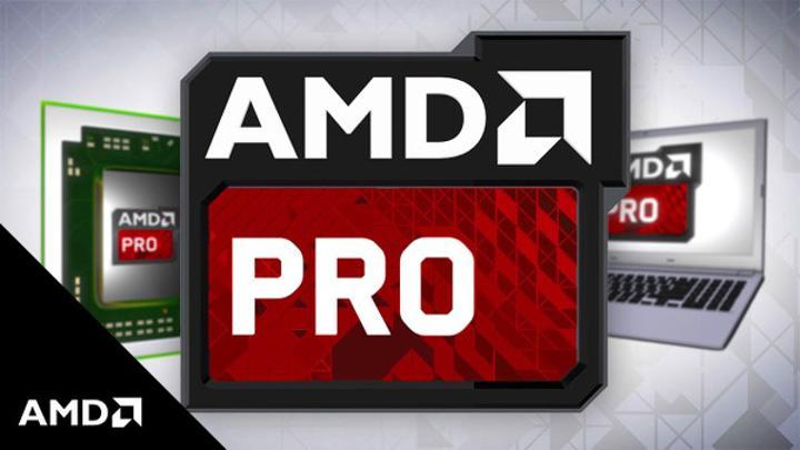 AMD'den PRO A serisi işlemciler ve gömülü grafik birimleri