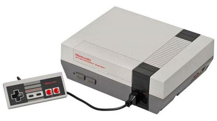 Efsane oyun konsolu NES 30. yaşını kutluyor