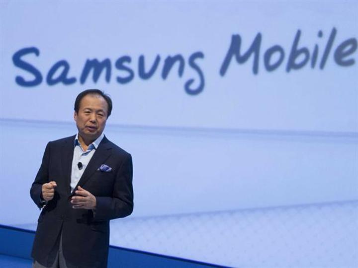 Samsung Mobile'da kan değişikliği