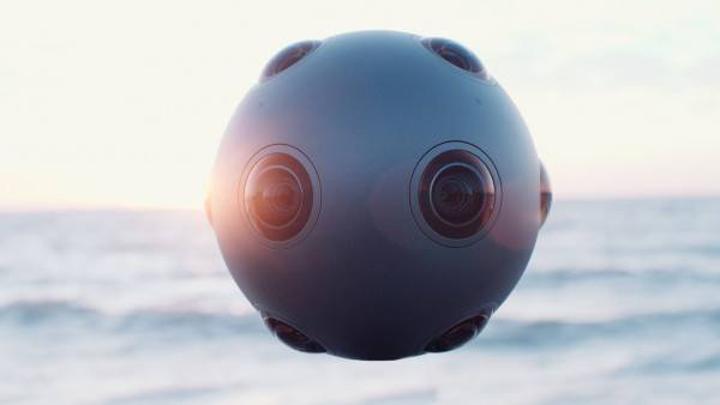 Nokia, dünyanın en gelişmiş VR kamerası OZO'yu 60 bin dolardan satacak