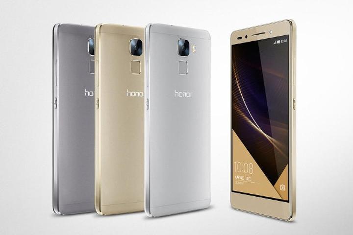 Huawei Honor 7 ülkemize geliyor mu?