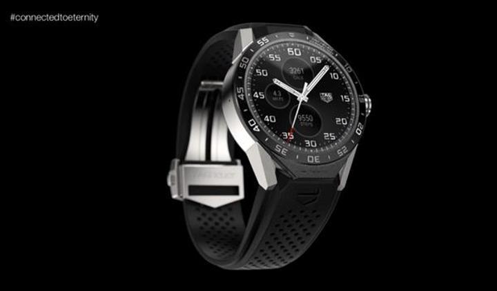 Tag Heuer'in akıllı saati büyük ilgi görüyor