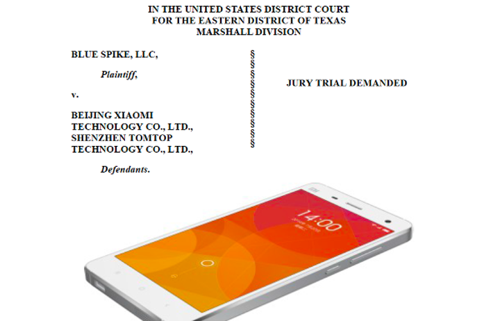 Patent davasında Xiaomi Mi 5 ve Mi 5 Plus izleri