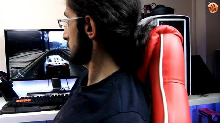 Adore Max Office Racing Oyuncu Koltuğu incelemesi