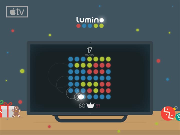 Apple TV'deki ilk Türk yapımı oyun: Lumino!