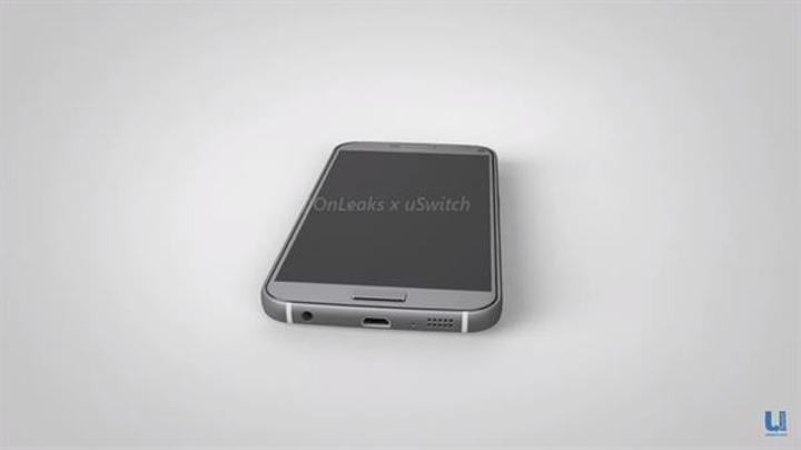 Galaxy S7 Plus'a ait olduğu iddia edilen render videosu sızdırıldı