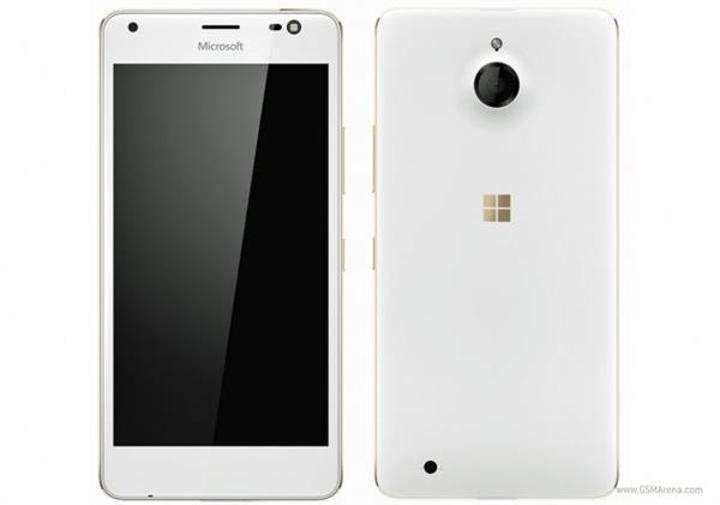 Microsoft Lumia 850'nin en net görüntüleri ortaya çıktı