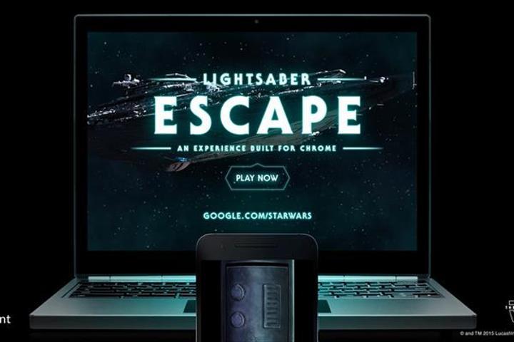 Google, Star Wars'u gerçeğe dönüştürdü
