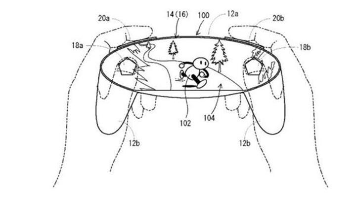 Nintendo'nun dokunmatik ekranlı kontrolcü patenti ortaya çıktı