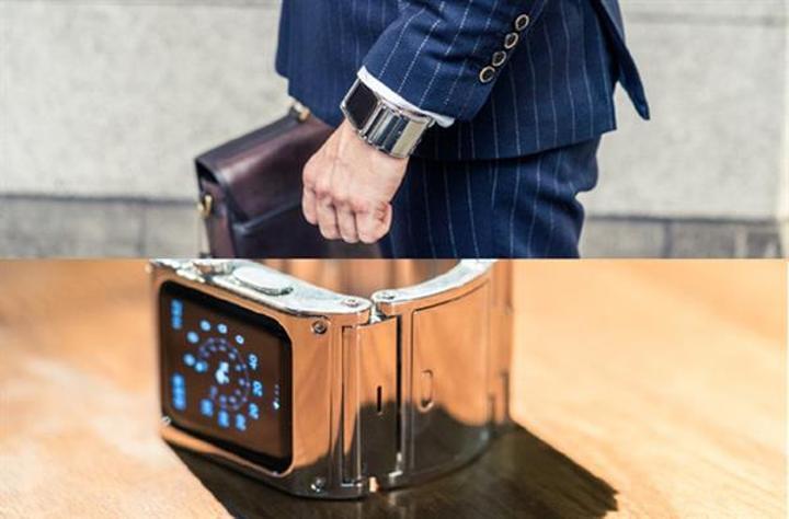 Apple Watch'a özel batarya takviyesi