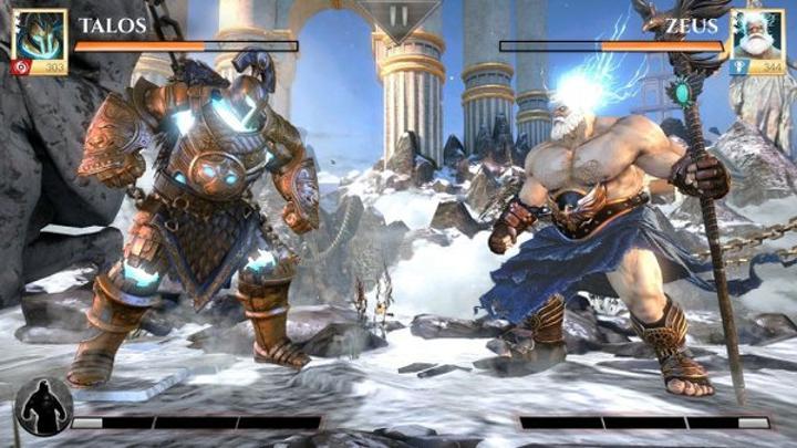 Gods of Rome'u inceledik: Street Fighter konseptine Zeus dokunuşu