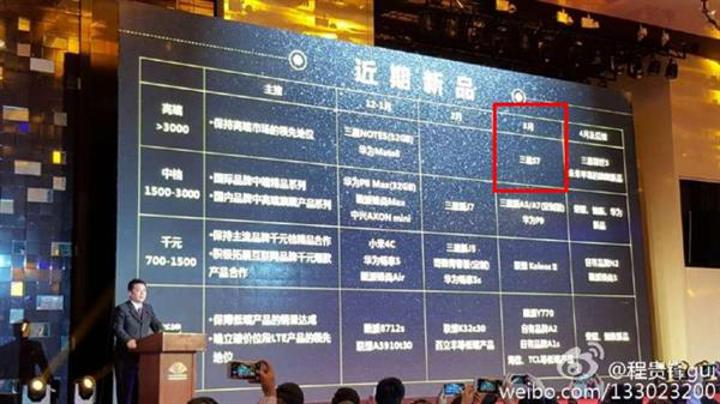 China Mobile, Galaxy S7'nin Mart ayında duyurulacağını doğruladı