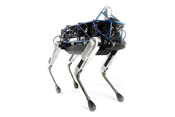 Boston Dynamics'den yılın en ilginç videosu geldi