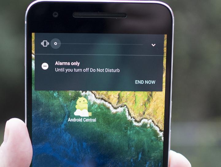 Android 6.0.1 için kayıp özellik ihbarı