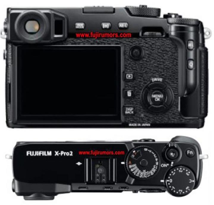 Fujifilm X-Pro 2 ortaya çıktı