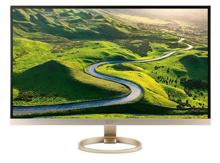 Acer'dan USB Type-C destekli ilk monitör