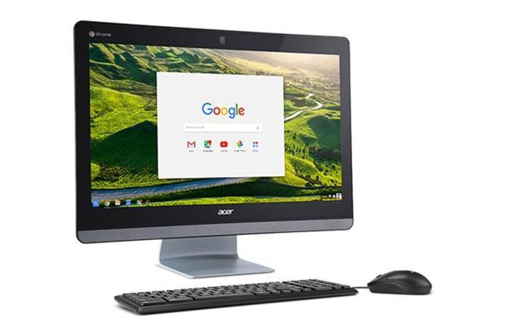 Intel Core işlemcili ChromeOS bilgisayar: Acer Chromebase 24