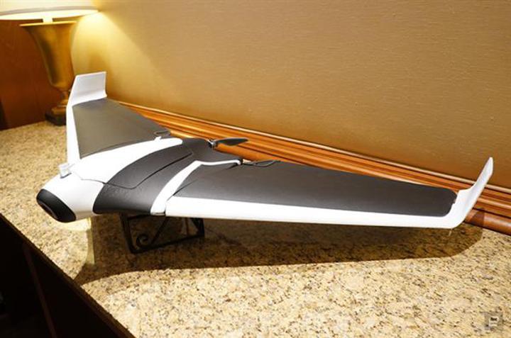 Parrot, sabit kanatlı drone modeli Disco'yu tanıttı