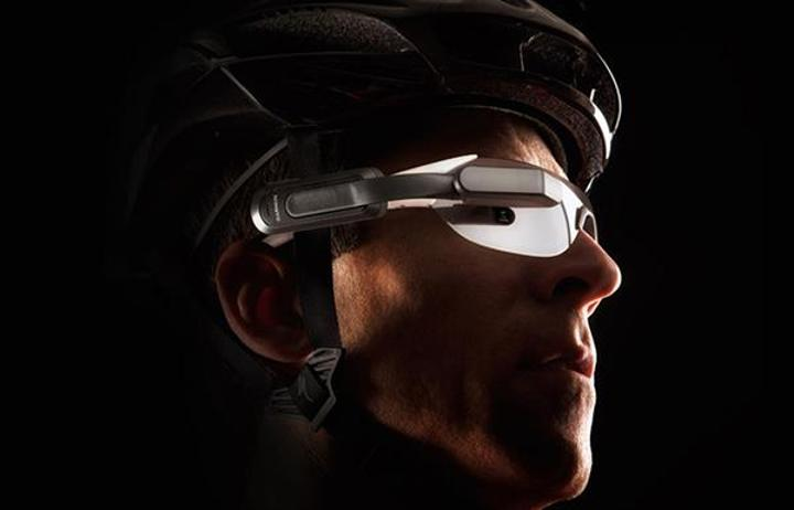 Garmin'den bisikletçilere Google Glass benzeri gözlük