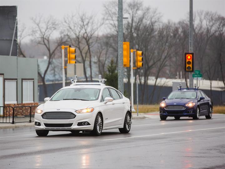 Ford, otonom araç testlerine hız veriyor