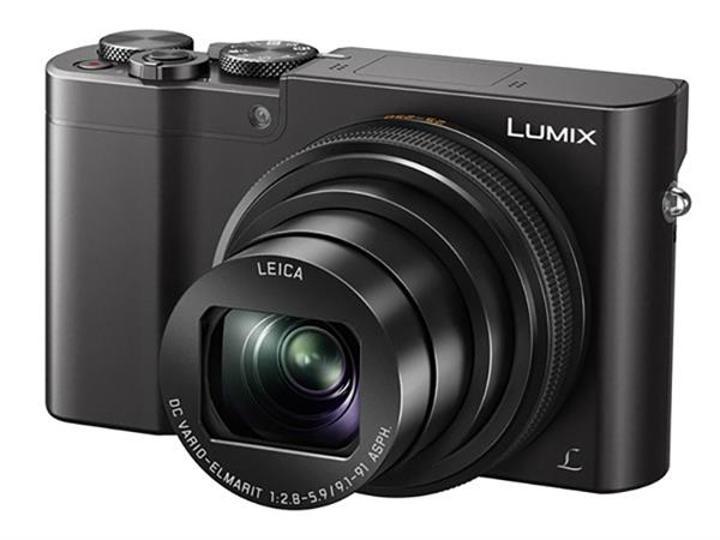 Panasonic'den iki yeni fotoğraf makinesi