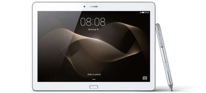 Huawei'den ekran kalemi destekli MediaPad M2 10