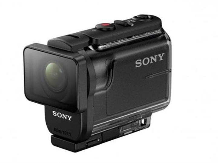 Sony, yeni aksiyon kamerasını tanıttı