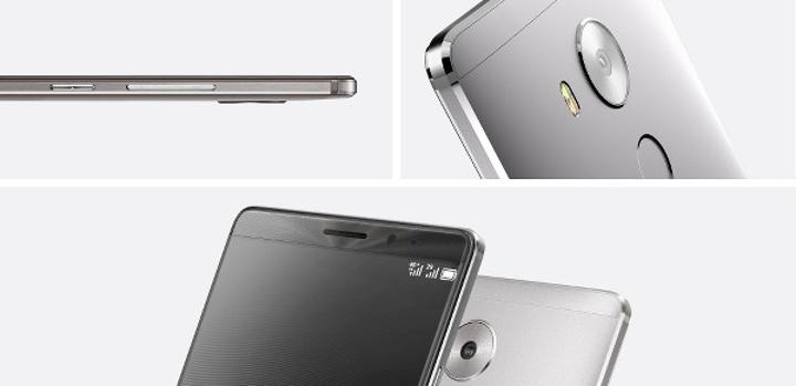 Huawei Mate 8 global olarak duyuruldu