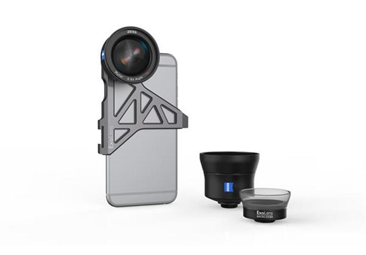 Zeiss, iPhone için geliştirdiği lenslerini tanıttı