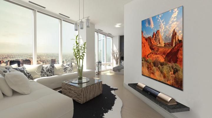 LeTv dünyanın en ince 65 inç televizyonunu duyurdu