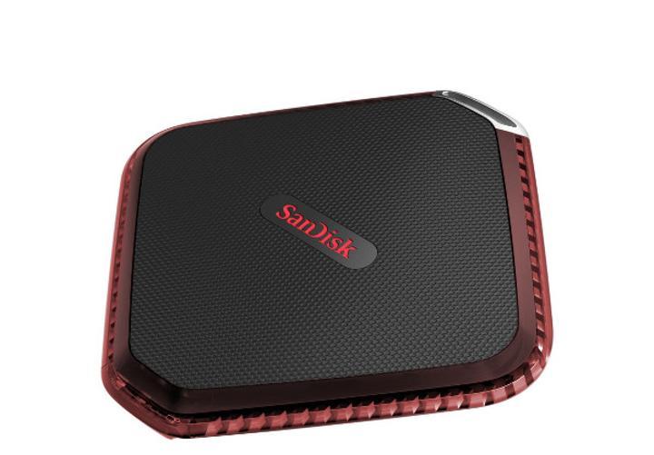 SanDisk Extreme 510 SSD, dayanıklı yapısıyla dikkat çekiyor